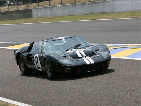 Ford Gt40 Mk Ii Le Mans Redux Car Guy Chronicles