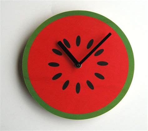 retro kitchen decor ideas creative wall clock ideas for your room