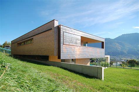 House Liechtenstein  Km Architektur Archdaily