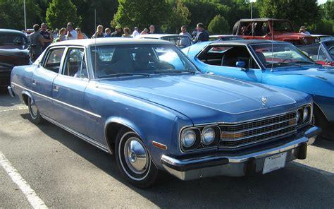 File:1974 AMC Ambassador sedan blue-white Kenosha-a.jpg ...