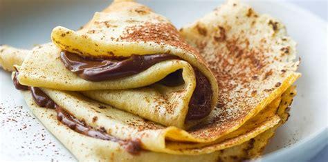 marché de la cuisine crêpes au chocolat facile et pas cher recette sur