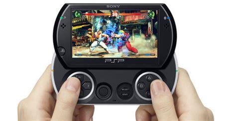 Street Fighter 4 на Psp