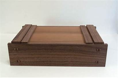 Japanese Boxes Box Open Opening Bigsandwoodworking Close