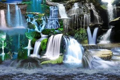 Holland Faith Water Landscape Orgasm Waterfall Waterfalls