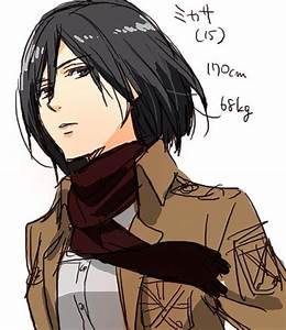 164 best images about Mikasa Ackerman on Pinterest