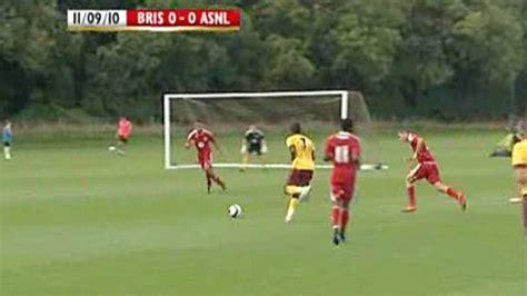 Bristol City Yth 1 - 0 Arsenal Yth - Match Report ...