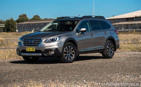2016 Suburu Outback by 2016 Subaru Outback 3 6r Review Performancedrive