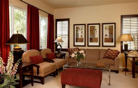 warm living room colors decorating living room  warm