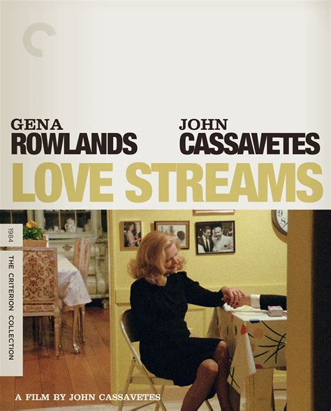 The Criterion Collection Love Streams1984