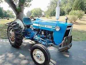 Ford Tractor 2310 2600 2610 3600 3610 4100 4110 4600 4610