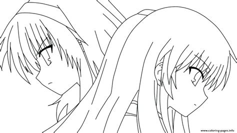sad anime coloring pages  getcoloringscom