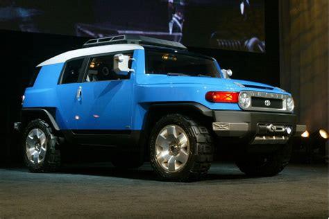 image toyota fj cruiser concept  chicago auto show