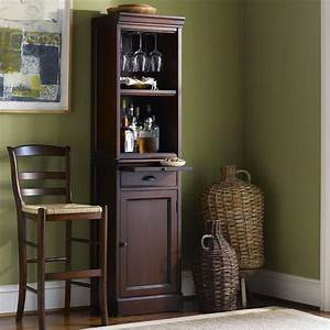 25 mini home bar and portable bar designs offering for Mini bar at home design