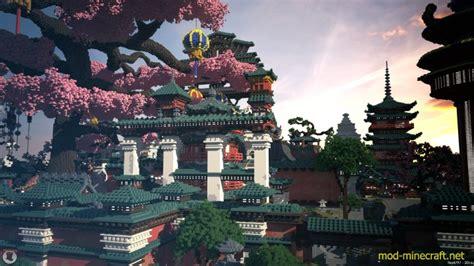 booshi  city  elements map  mod minecraftnet