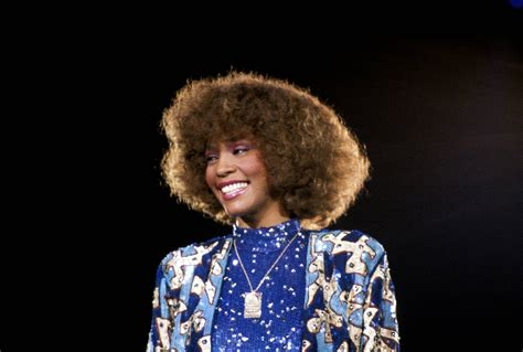 Whitney Houston Sparkle Movie