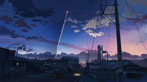 wonderful hd anime city wallpapers hdwallsourcecom