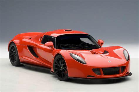 Autoart New Hennessey Venom Gt Spyder
