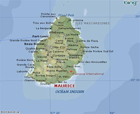 Ou Se Trouve L Ile Maurice Sur La Carte Du Monde by Ile Maurice Geographie