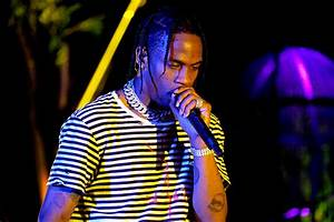 Travis Scott Pleads Not Guilty to Inciting a Riot ...