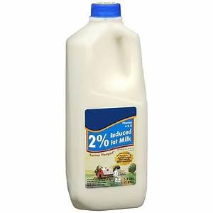Milk Reduced Fat 2% 1/2 Gallon Walgreens