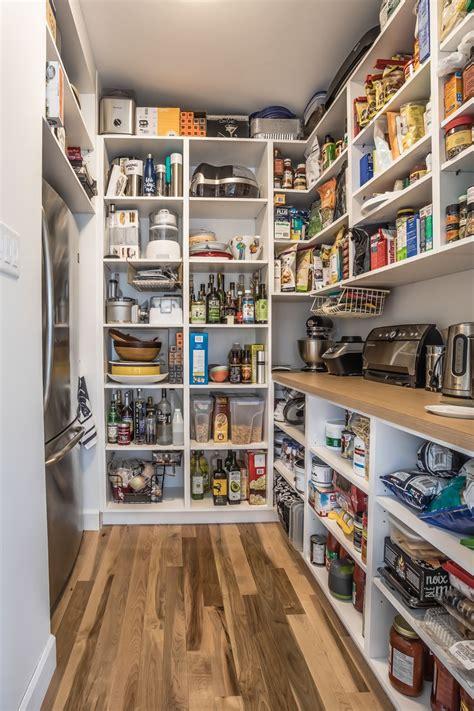 walk  pantry dream house hidden appliances