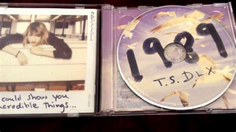 taylor swift  cd dvd japanese deluxe edition