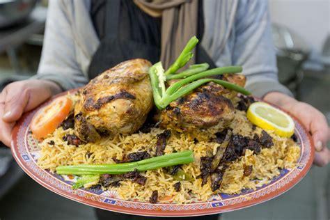gulf houses chicken kabsa  tasty intro  regional