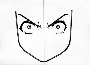 Angry Anime Eyes - ClipArt Best