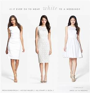can i wear white to a wedding With white dresses to wear to a wedding
