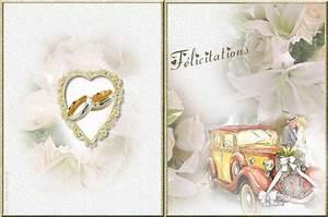 Carte De Voeux à Imprimer Gratuite : mariage ~ Nature-et-papiers.com Idées de Décoration