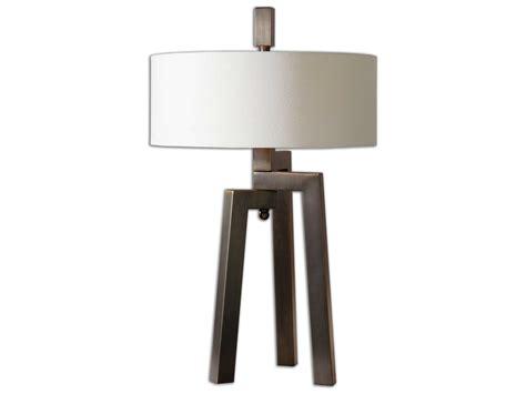 Uttermost Mondovi Modern Two-light Table Lamp