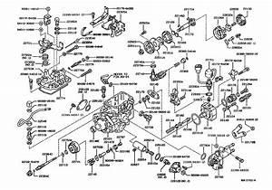 Toyota 2c Diesel Pump
