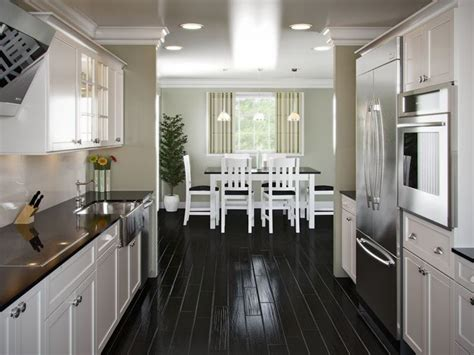 galley style kitchen design ideas 33 best galley kitchen designs layouts images on