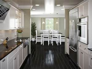 33 best galley kitchen designs layouts images on pinterest for Galley kitchen layouts