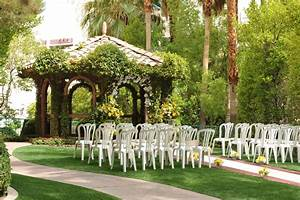 garden chapel at the flamingo las vegas nv united states With outdoor vegas wedding venues
