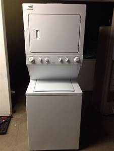 Kenmore Stackable Washer Dryer
