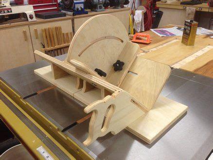 corner spline jig woodworking diy tools jigs tips