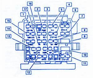 1985 Pontiac Fiero Fuse Box Diagram 3630 Archivolepe Es