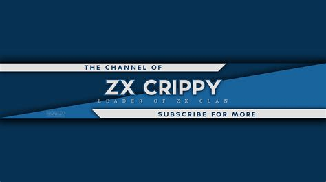 youtube banner design   behance