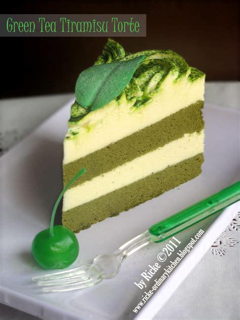 Just My Ordinary Kitchen...: LBT#7: COTTON CAKE ~ GREEN