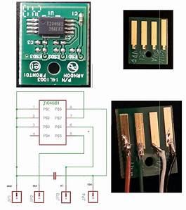 Lexmark Toner Chip Ti046b1