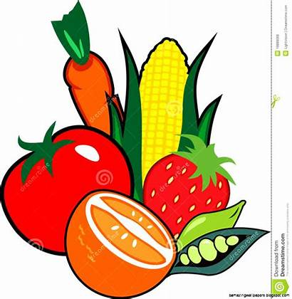 Fruit Clip Vegetable Vegetables Fruits Clipart Border