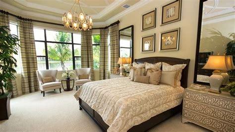 chantilly model home master bedroom elegant neutral