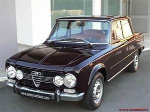 Vendo Alfa Romeo Giulia 1 6 Super  U0026 39 73 55000 Km Orig