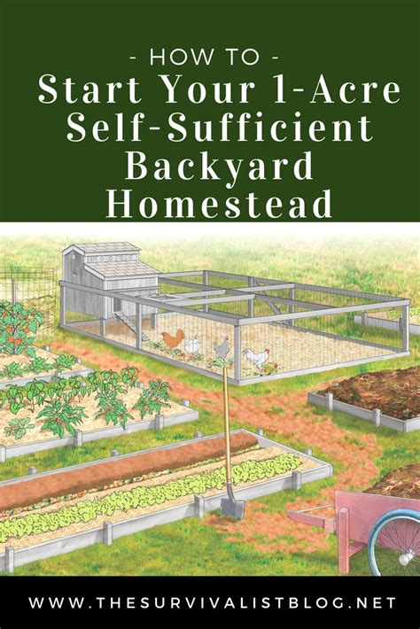 Self Sufficient Backyard - 8607 best the grid living images on