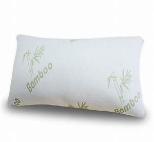 aloe vera bamboo cover shredded memory foam pillow buy With bamboo pillow price