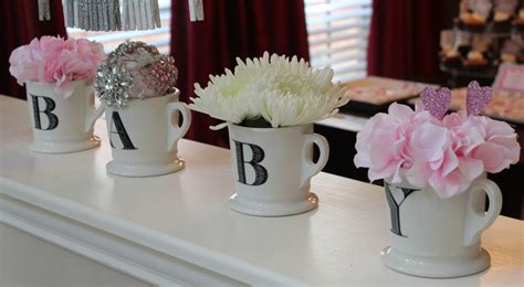 john  rachel pink grey chevron baby shower