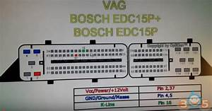 Which Tool To Read Vag Bosch Edc15p  Ecu On Bench