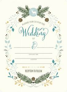blank wedding invitations gangcraftnet With blank wedding invitations for printing