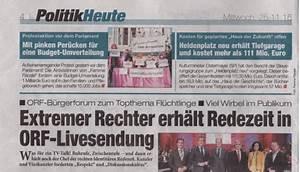 Rechnung Zurückschicken : b rgerforum im orf eine gratiszeitung heute ~ Themetempest.com Abrechnung